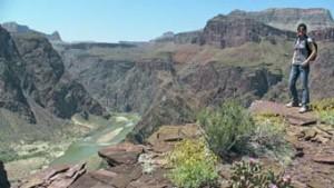 Climbing a mountain of new experiences - Grand Canyon
